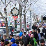 winter in Saratoga