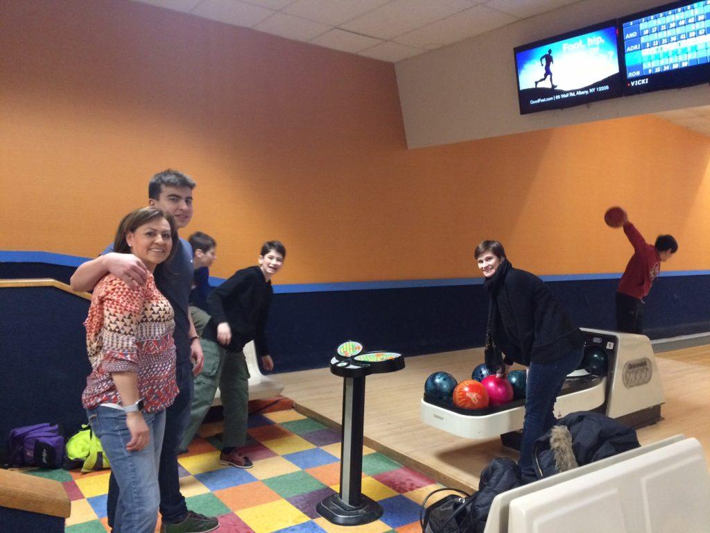 April bowling fun 2