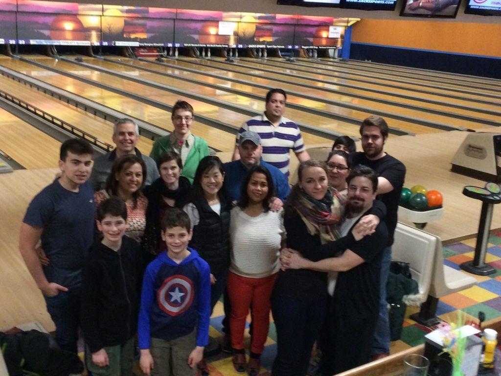 April bowling group 2