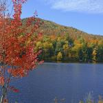 Lake George colors